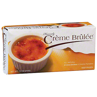 Heavenly Creme Brulee,2 CT